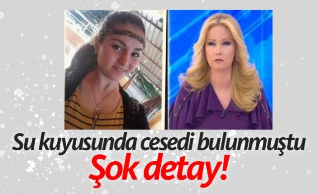 ATV ekranlarında yayınlanan Müge Anlı'nın programında evlerinin bahçesindeki su kuyusunda cesedi bulunan Semira Arsan cinayeti ile ilgili canlı yayında şok detaylara ortaya çıktı.