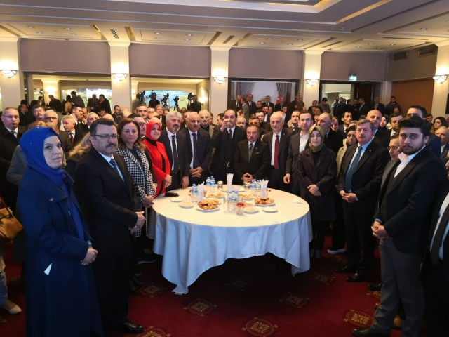 Ortahisar Bld. Başkan Adayı Ahmet Metin Genç projelerini tanıttı
