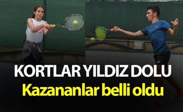Kortlar yıldız dolu! Trabzon'da kazananlar belli oldu