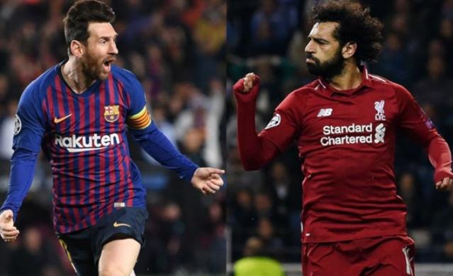 Şampiyonlar Ligi'nde dev maç! Messi mi Salah mı?