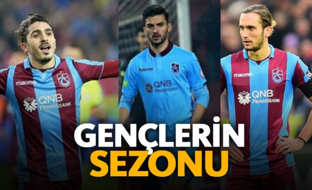 Süper Lig'de son 8 sezonun en iyi dönemini geçiren Trabzonspor'un gençleri takıma önemli katkı sağladı.  Kaptanlık görevine getirilen 22 yaşındaki Yusuf, 4 sezonda çıktığı 97 resmi karşılaşmada 21 gol kaydederken, Ömür ise 3 sezonda oynadığı 68 maçta 8 kez rakip fileleri havalandırdı. İki oyuncu, yaptıkları çok sayıda asistle toplam 65 gole katkı sağladı. Abdulkadir Parmak, Huseyin Türkmen, Uğurcan Çakır ve Arda Akbulut da önemli başarılara imza attı.