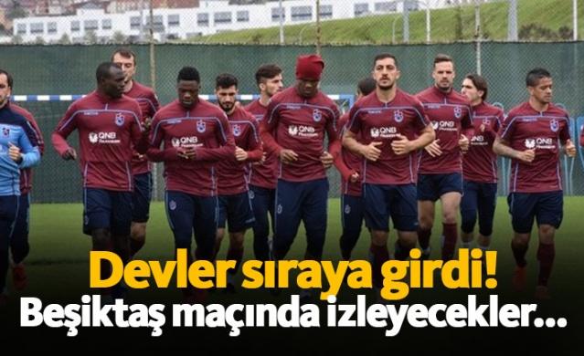 Trabzonspor bu sezon gösterdiği performansla göz dolduruyor.Spor Toto Süper Lig'de 4. sıradaki yerini garantileyen bordo-mavili ekibin gençleri bir çok Avrupa kulübünün de dikkatini çekti.