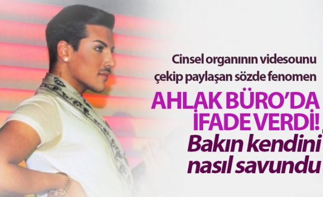 Sözde fenomen Kerimcan Durmaz ifade verdi!