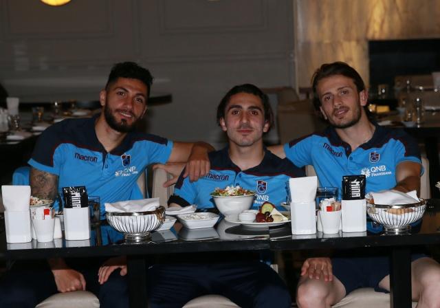 Trabzonspor iftarda bir araya geldi