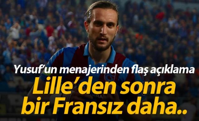 Trabzonspor'un altyapısında yetişen Yusuf Yazıcı hakkında her gün yeni bir transfer iddiası ortaya atılıyor. Fransa'dan teklifler alan genç yıldızın gelecek sezon hangi takımda forma giyeceği merak konusu.
