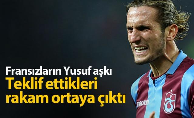 Fransız basınındaki haberlere göre Lille kulübü Yusuf Yazıcı için Trabzonspor'a son olarak 12 milyon euro teklif etti.