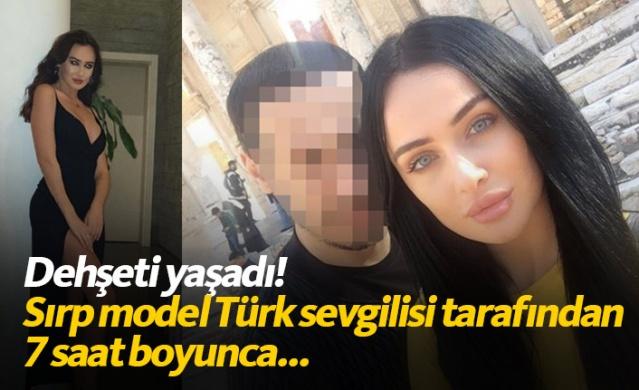 Sevgilisi bu hale getirdi! İstanbul'daki korkunç dayak dünya gündeminde...