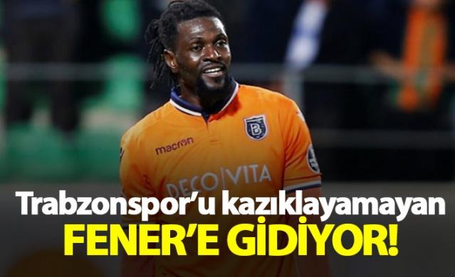 Trabzonspor'u kazıklayamayan Fener'e gidiyor!