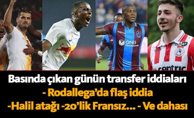 Trabzonspor transfer haberleri - 21.06.2019