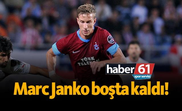 Marc Janko boşta kaldı!