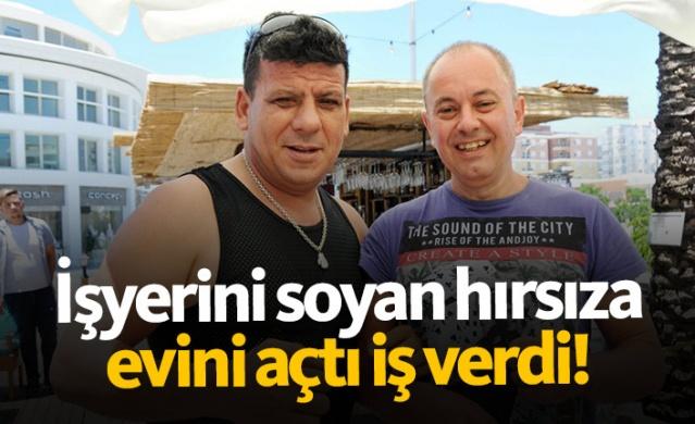 Antalya'da kafeterya işletmecisi Ali Saçıkara (48), işyerini soyan Rus asıllı Alman Jan Aleksandroviç Troki'ye (53) cezaevinden çıktıktan sonra iş verdi, evine aldı. Gördüğü ilgiden etkilenen Troki, Türk vatandaşlığına geçeceğini söyledi.