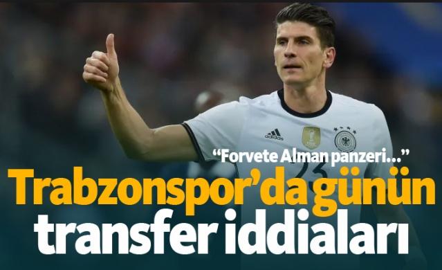 Trabzonspor transfer haberleri - 14.07.2019