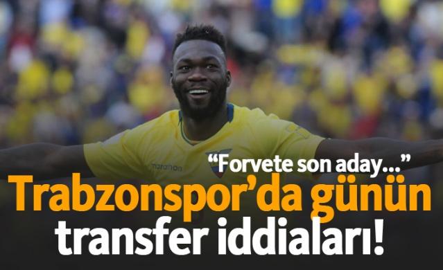 Trabzonspor için her gün bir başka isim gündeme geliyor. İşte basında çıkan günün Trabzonspor transfer haberleri;