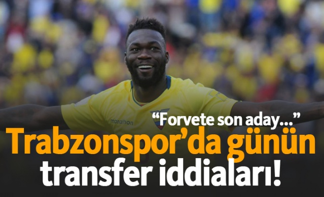 Trabzonspor transfer haberleri - 15.07.2019
