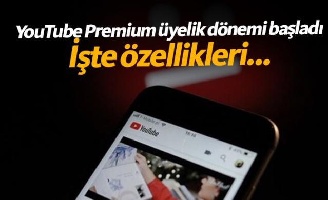 Youtube Premium dönemi başladı! Youtube Premium nedir, özellikleri nelerdir?