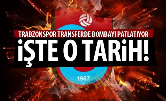 Trabzonspor taraftarı forvet transferini bekliyor.