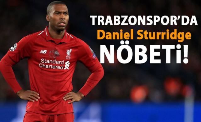 TRabzonsporlu taraftarlar sabahlara kadar Daniel Sturridge transferinin açıklanmasını bekliyor.