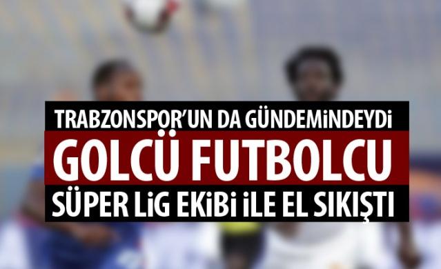 Trabzonspor'un gündemindeydi! Süper Lig ekibiyle el sıkıştı
