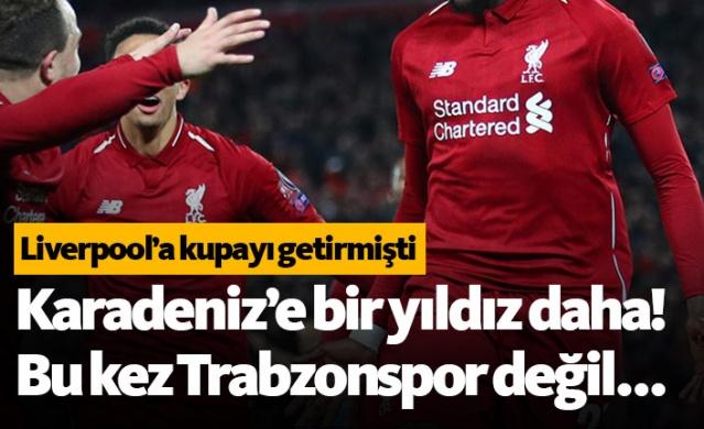 Trabzonspor'un Liverpool'dan ayrılan golcü Daniel Sturridge'yi transfer etmesi beklenirken bir yıldız golcü hamlesi de bir diğer Karadeniz ekibi Çaykur Rizespor'dan geldi.