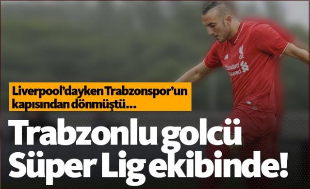 Trabzonlu ve Trabzonspor taraftarı olmasıyla bilinen Samed Yeşil'in Sivasspor'la anlaştığı belirtildi.