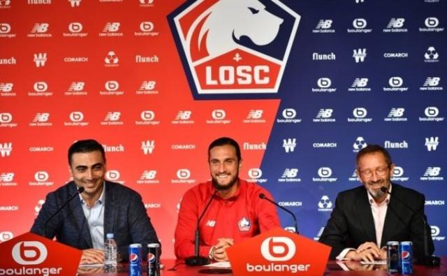 Fransa'ya gittiği günden bu yana yıldız futbolcu basının büyük ilgisi ile karşılaştı.  .