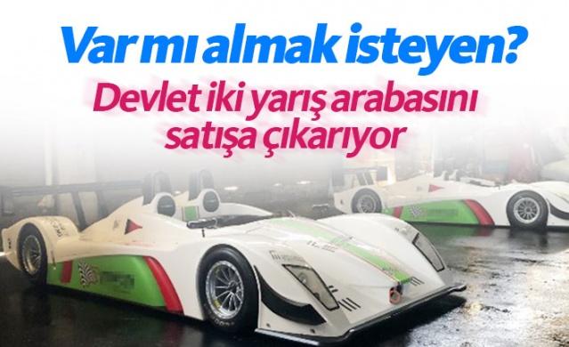 """Gümrük ve Ticaret Bakanlığı İstanbul Gümrük ve Dış Ticaret Bölge Müdürlüğünde 2 adet yarış otomobili ihaleyle satılacak. E-ihale üzerinden satışa çıkarılacak iki yarış otomobili hakkında bilgi veren Erenköy Tasfiye İşletme Müdürü Gülten Kılınç, """"Bu iki yarış arabamız satış aşamasında en kısa sürede satışa sunulacak olup meraklılarını bekliyor"""" dedi."""