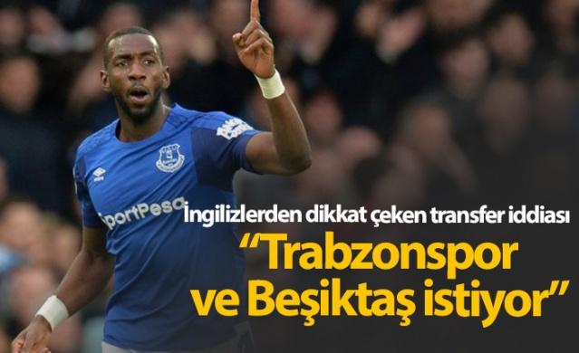 İngiltere'den Trabzonspor'a transfer iddiası