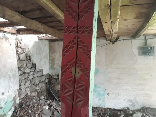 Yaklaşık 10 yıl önce yöre halkının destekleri ve dönemin Araklı Çankaya belde belediye başkanı tarafından çatısı koruma altına alınarak yıkılması engellenen caminin tekrar korumaya alınmasını bekleniyor.