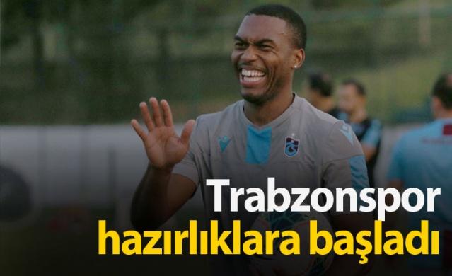 Trabzonspor Gençlerbirliği hazırlıklarına başladı