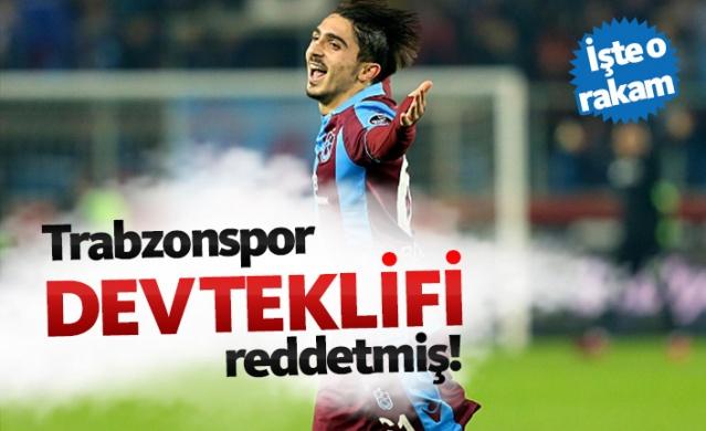 Trabzonspor Abdülkadir için dev teklifi reddetti