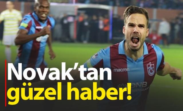Trabzonspor'un tecrübeli sol beki Filip Novak, Çaykur Rizespor karşılaşmasında ilk yarıda yerde kalmış ve oyundan çıkmak zorunda kalmıştı.