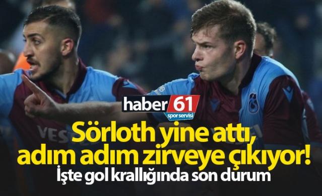 Süper Lig gol Krallığında son durum - 9. Hafta