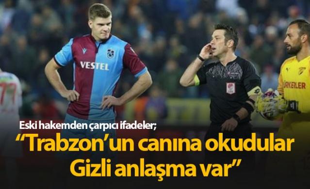 """""""Trabzonspor'un canına okudular"""""""