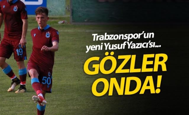 Trabzonspor'un yeni yıldız adayı Kerem Baykuş
