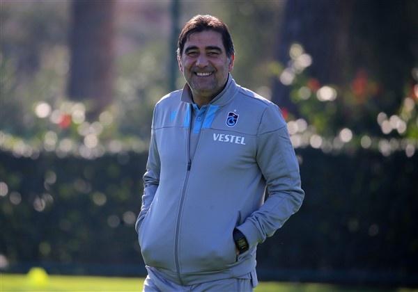 Trabzonspor Antalyaspor maçı hazırlıklarını sürdürdü