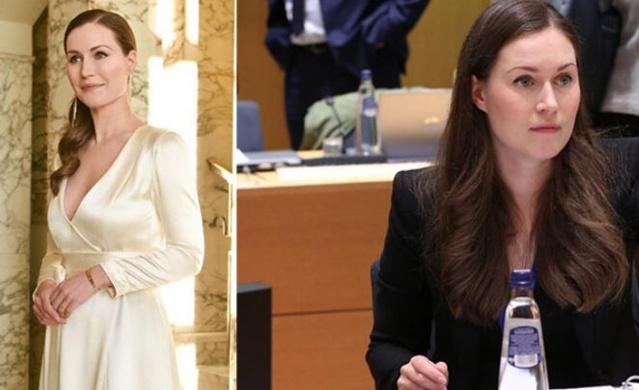 Sanna Marin dünyanın en genç başbakanı oldu