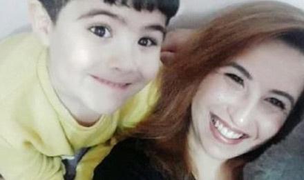 10 yaşındaki oğlunu öldürüp kendini astı!