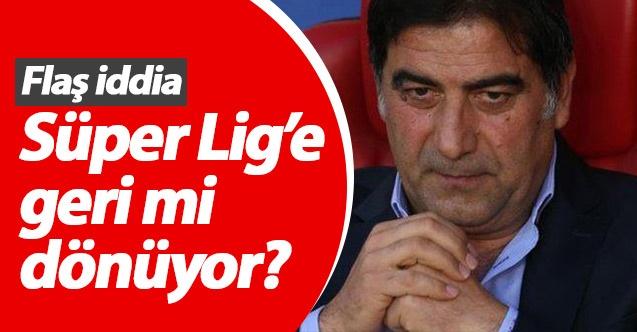 Trabzonspor'un yollarını ayırdığı Ünal Karaman için flaş bir iddia ortaya atıldı.