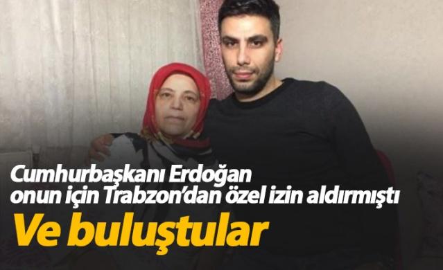 Cumhurbaşkanı Recep Tayyip Erdoğan'ın Elazığ Sivrice merkezli 6,8 büyüklüğündeki depremde yaralıları ziyaret ettiği hastanede depremzede Cevriye Can, bir ricada bulunarak, Trabzon'da çalışan oğlunu çok özlediğini söyledi. Bunun üzerine Cumhurbaşkanı Erdoğan'ın girişimiyle izin verilen Ahmet Can, kente gelerek annesi Cevriye Can ve ailesiyle kucaklaştı.
