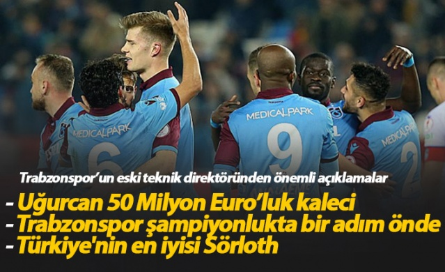 """""""Trabzonspor şampiyonlukta bir adım önde"""""""
