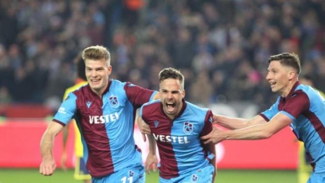 Trabzonspor'un muhtemel Erzurum 11'i
