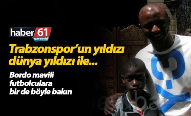Trabzonsporlu futbolcuların geçmişteki halleri