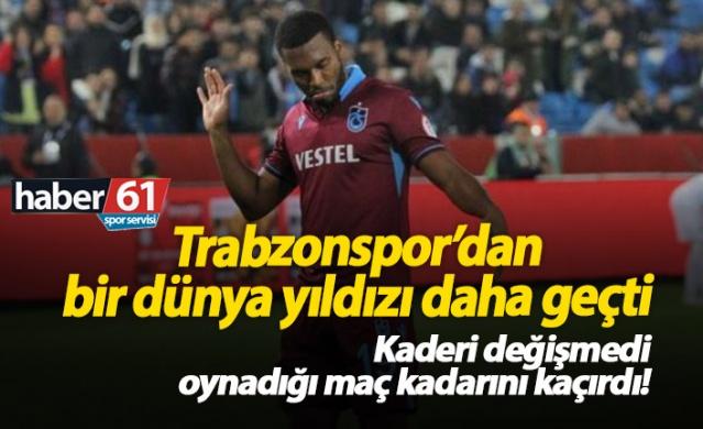Trabzonspor'dan bir Sturridge geçti