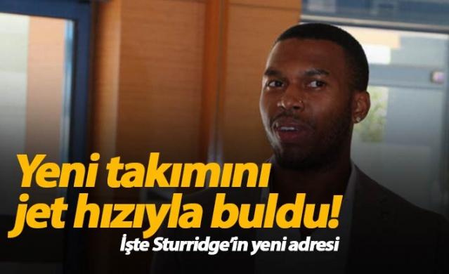 Trabzonspor'un sözleşmesini feshettiği Daniel Sturridge'in jet hızıyla yeni takımını bulduğu iddia edildi.