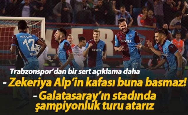 Trabzonspor Divan Kurulu Başkanı Ali Sürmen sert açıklamalarda bulundu. İşte Sürmen'in sözleri;