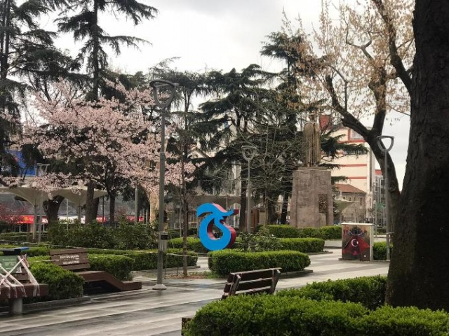 Trabzon en sessiz günlerini yaşıyor