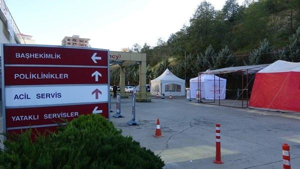 Trabzon'da koronavirüste kırmızı alarm! İl Sağlık Müdürü Usta son durumu açıkladı