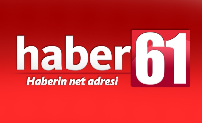 Trabzon plakalı tıra çarpan minibüs ikiye bölündü