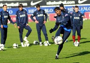 Trabzon Antep maçına hazır!