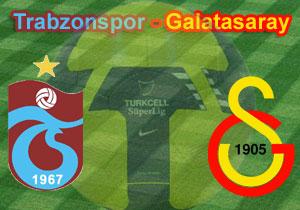 Trabzon-GS maçı hakemi açıklandı